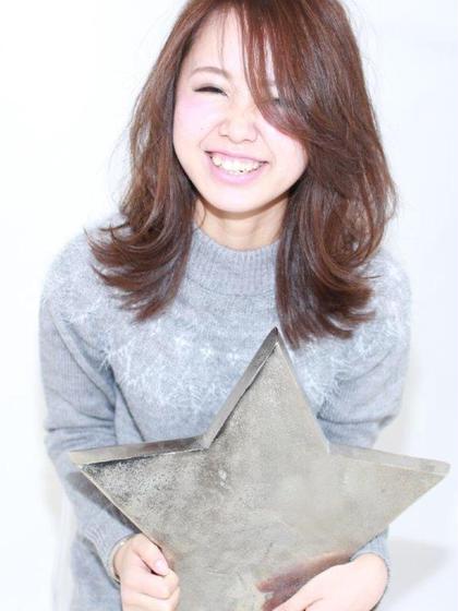 HAIR&MAKE JOJI所属・平松裕美のスタイル