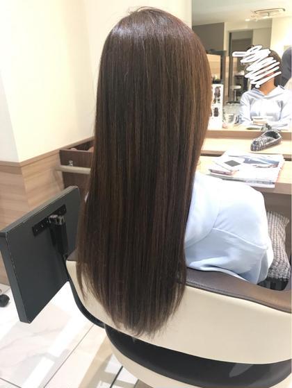 湿気で広がるうねる髪をさらさらに✨✨カット+ネオリシオ縮毛矯正+2STEPトリートメント