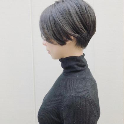 野口勇樹のショートのヘアスタイル