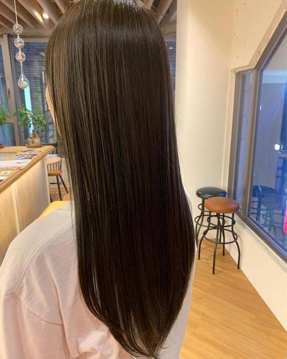 ⭐️美髪カット&透明感カラー&TOKIOトリートメント