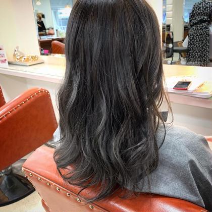 [新生活応援]❤ブリーチ込★透明感カラー+ブリーチ(裾カラーやインナーカラー、ハイライトにもOK!)
