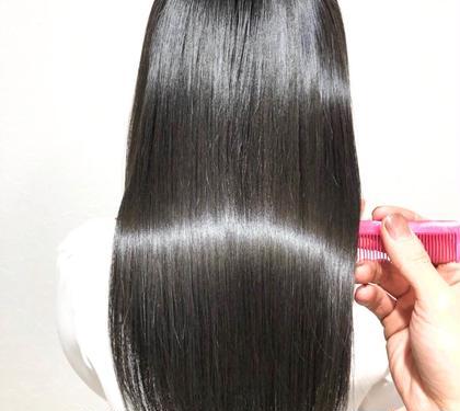 その他 カラー キッズ ネイル パーマ ヘアアレンジ マツエク・マツパ メンズ ロング 💝髪質改善シルクカラー💕💕 💞カラーしただけで天使の輪が3つできます💞 💗トリートメントでは出来ない本当の髪質改善💗