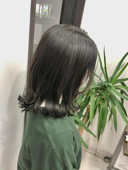 ✂︎ボブ〜鎖骨ミディアムヘア