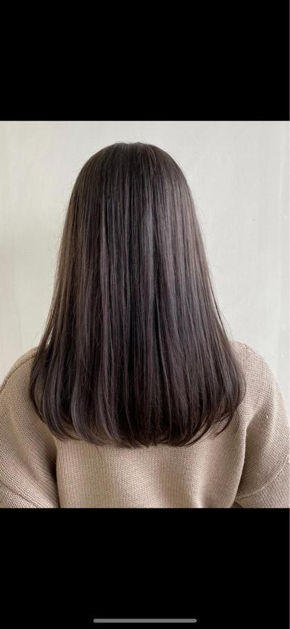 【最高級な手触り✨】カット+縮毛矯正+2種類から選べるTOKIOトリートメント⭐トリートメントは髪内部から補強!!