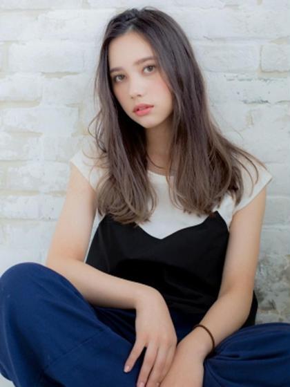 【エリア最安値♪】外国人風フルカラー+カット+コラーゲンTr¥3890