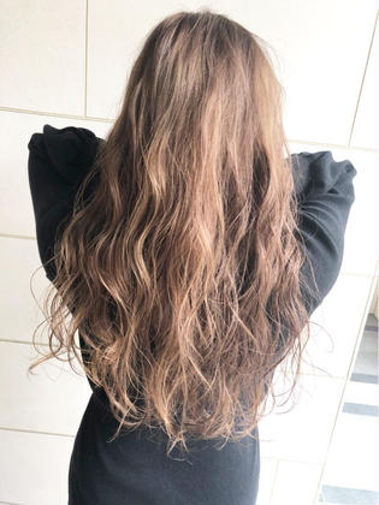 【艶髪、髪質改善!】ワンメイクカラー+Aujuaトリートメント