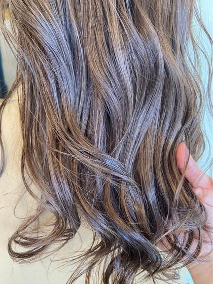 【🐻❄️平日限定🐻❄️】髪質改善カラー+保湿トリートメント