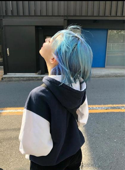 bleach+vivid color【M】補足説明必読🙏🙏