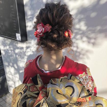 振り袖、ヘアアレンジ sugar hair make小手指店所属・Sugar hair make小手指店のスタイル