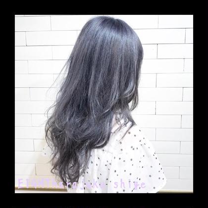 【全員クーポン】デザインカット&スタイリング