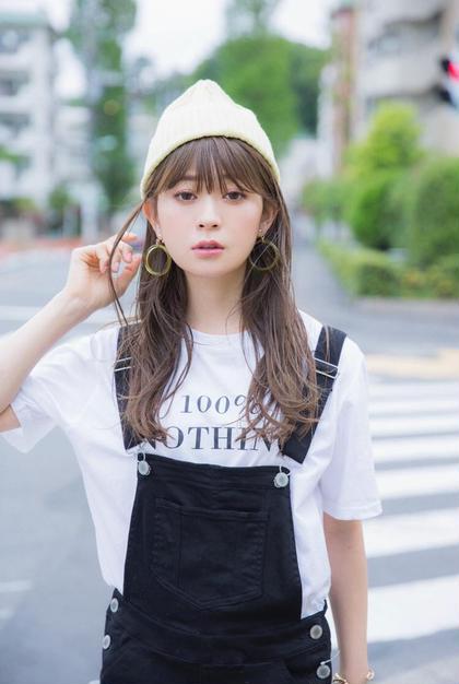 【学生限定】カラーカットエヌドットトリートメント付¥7000