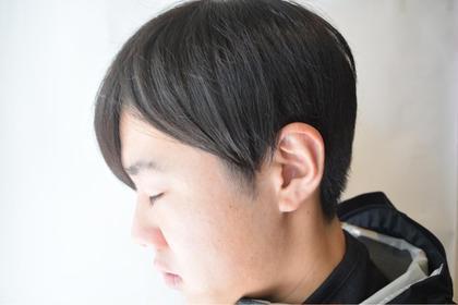 riche HAIR所属・大長優太のスタイル