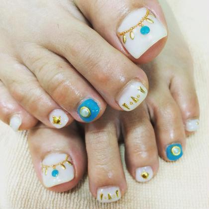 4400+パーツ500円 ホームサロン八王子 N.nail 所属・N♡nailのフォト