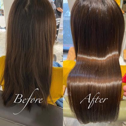 ✨✨超おすすめ✨髪質改善サブリミックトリートメント+カット✨✨