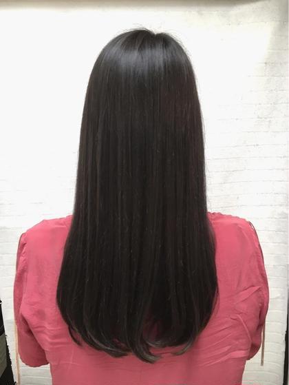 その他 セミロング aujua加盟店でしかできないaujuaのトリートメントは髪質に合わせてお客様にあったトリートメントができます❤︎