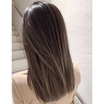 ✨究極のこだわりバレイヤージュ&髪質改善トリートメント