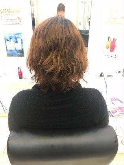 Honey&Miel所属・米島美咲のスタイル
