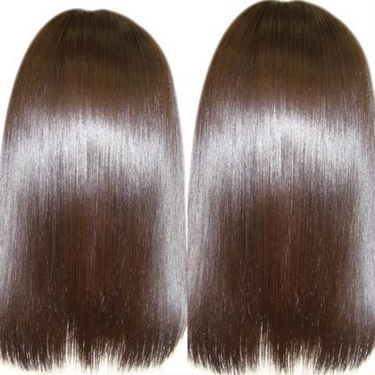 どんなダメージ毛でも、鏡のような煌めきを約束する、髪質改善トリートメント&ブロー