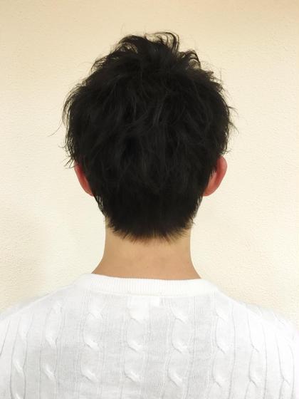 ショート×パーマ trove by first所属・村田恭子のスタイル