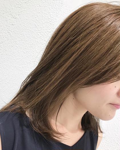 同日施術出来ます‼️カット+カラー+縮毛矯正+プレトリートメント✨