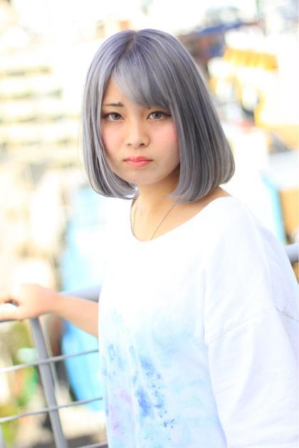 ✨ブリーチダブルカラー✨トリートメント✨8000円‼️