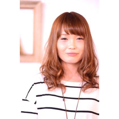 伸ばしかけの人にもオススメ soen hair bloom所属・藤野裕一朗のスタイル