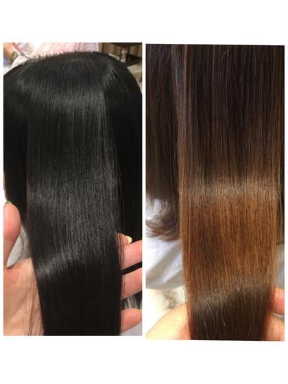 髪質改善縮毛矯正(カット込み)