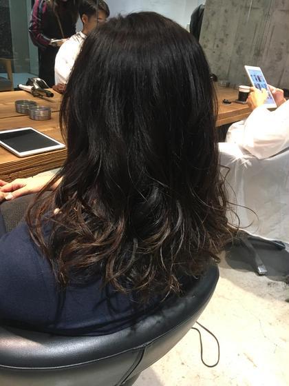 makara所属のディレクター松井 美幸のヘアカタログ