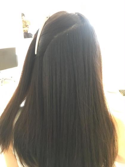 【徹底美髪】カット & デザイン縮毛矯正 & 3stepトリートメント