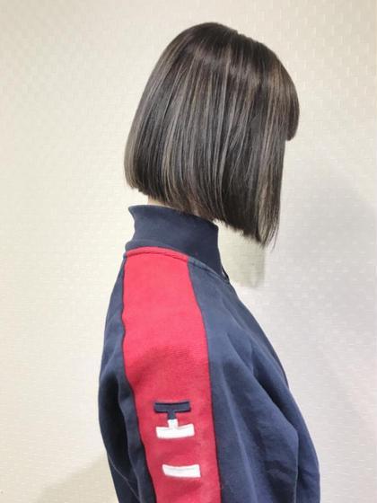【cut】デザインカット&トリートメント