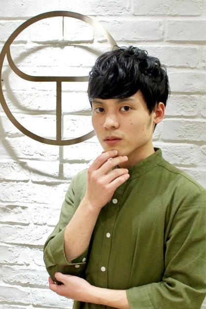 HAIR&GROOMING  YOSHIZAWA inc.PREMIUM YOKOHAMA所属・佐々木優のスタイル