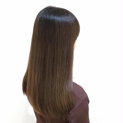 🌟髪質改善チューニング+カット