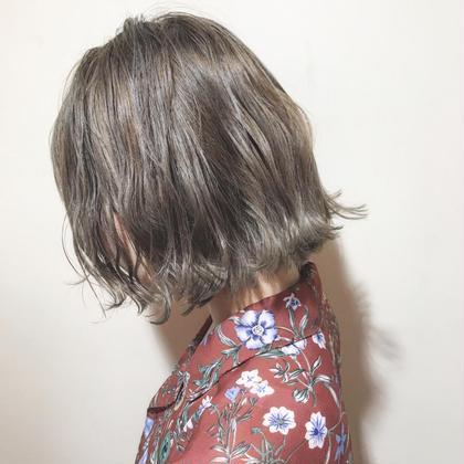 【ミニモ限定クーポン】ダブルカラー +トリートメント