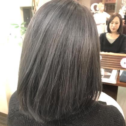 木村光崇のミディアムのヘアスタイル