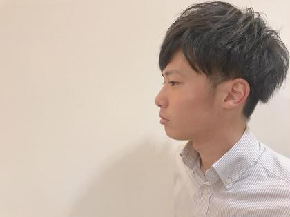 メンズカット G∀ME所属・副店長上野龍乃助のスタイル