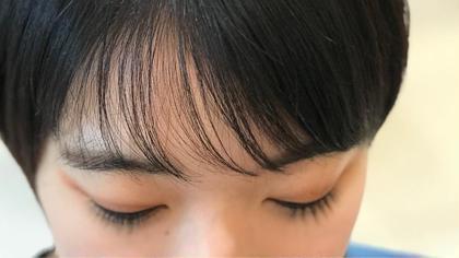 ⚠️私が施術して2週間以内のお客様ならタダ⚠️ 前髪カット✂︎メンテナンスやイメージチェンジに❗️