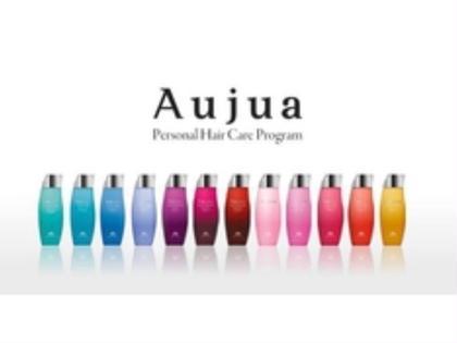 ご新規様限定 ❤︎ カット + カラー + Aujuaトリートメント