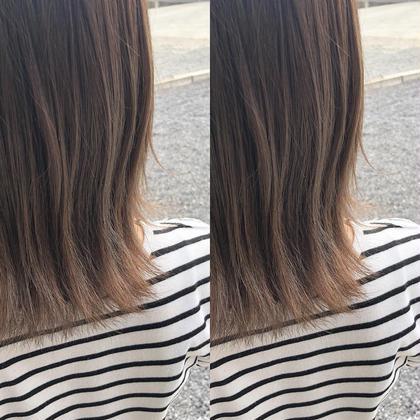 カラー、ダブルカラー、バレイヤージュ HAIR DESIGN chambord所属・菰田真希のスタイル