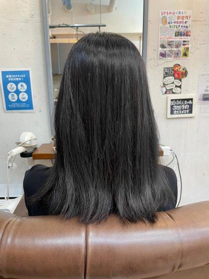 🐾5月限定🐾アディクシーカラー🐳+🍀髪質改善トリートメント🍀
