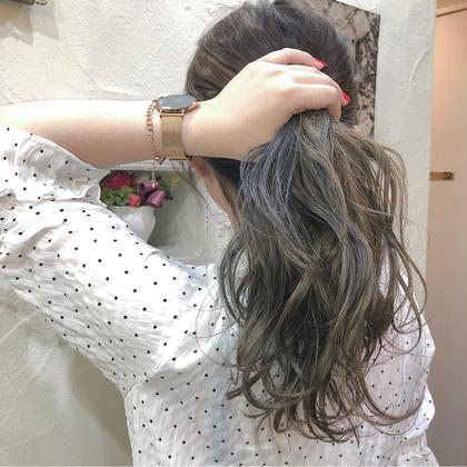 インナーカラー、ダブルカラー HAIR DESIGN chambord所属・菰田真希のスタイル