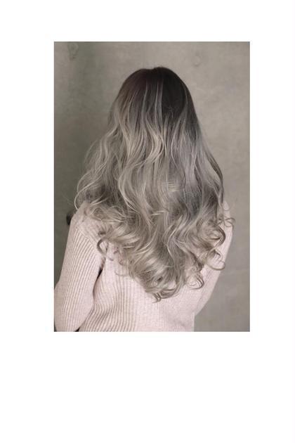 ❤️モテ髪になろう❤️外国人風グラデーションハイライト☆スタイルやライフスタイルに合わせたバレイヤージュ法💍
