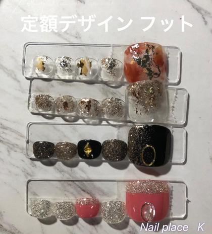 ソフトジェル オフ無料!☆minimo限定☆ フット シンプル定額デザイン