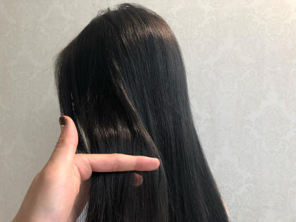 ツヤツヤサラサラにしませんか?💫💫 hair & makeEARTH平塚所属・大畑あかりのスタイル