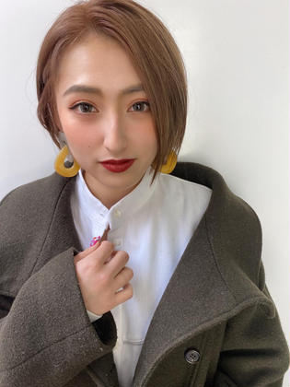 ZEST/PARK吉祥寺店所属の♥️似合わせ提案♥️鈴木舞のネイルデザイン