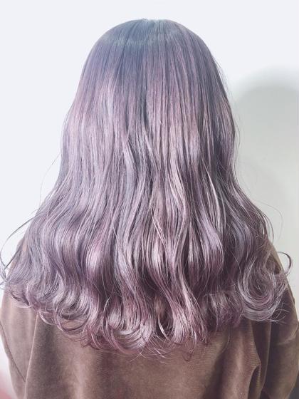 HAIR&MAKEZESTTACHIKAWA所属の土田佳緒のネイルデザイン