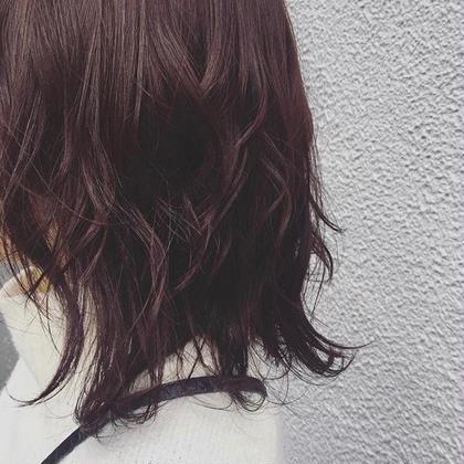 🥀 ブリーチなしで髪を傷めないヴィンテージレッド 🥀