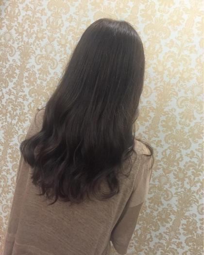 #スモーキー#アッシュ HAIR MAKE EARTH 流山おおたかの森店所属・渡邉茜のスタイル