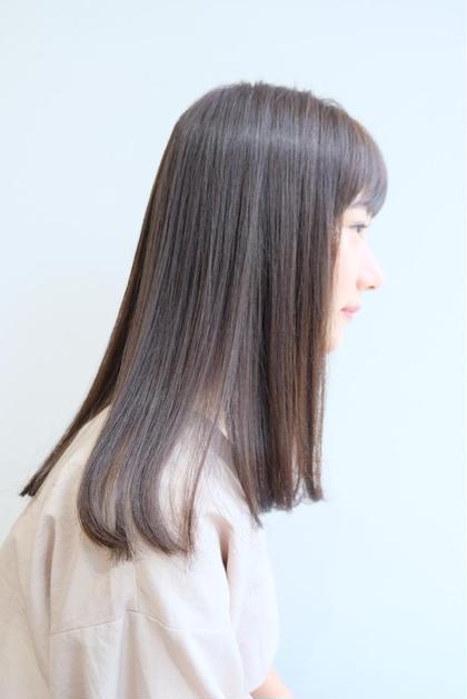 似合わせカット & 髪質改善トリートメント 💆♀️