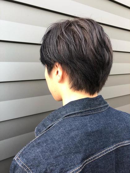 トーンダウン! 黒染めしなくても暗くできます✨ ONE×ONEhair所属・稲垣花菜のスタイル
