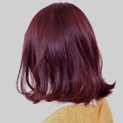 pinkviolet%%% 伊藤穂南のミディアムのヘアスタイル